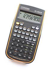 Калькулятор Citizen SR-135NGR научный 128 формул, фото 3