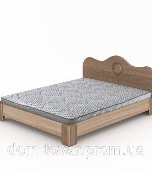 Кровать двухспальная 170 МДФ компанит