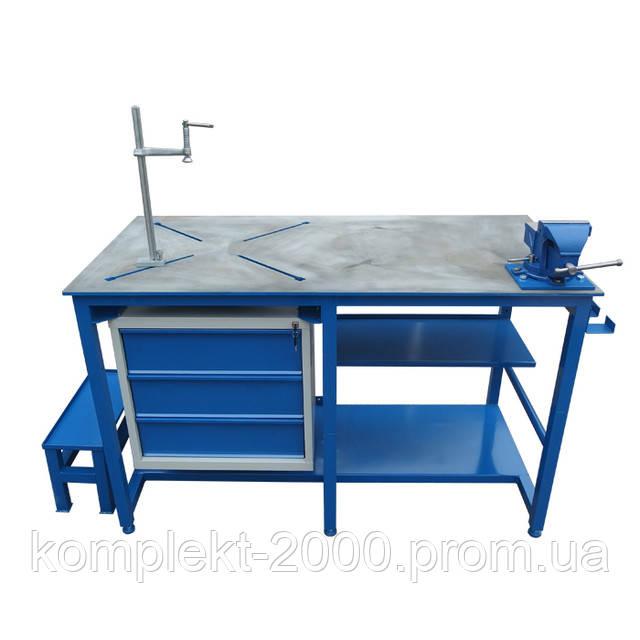 стол сварщика из металла