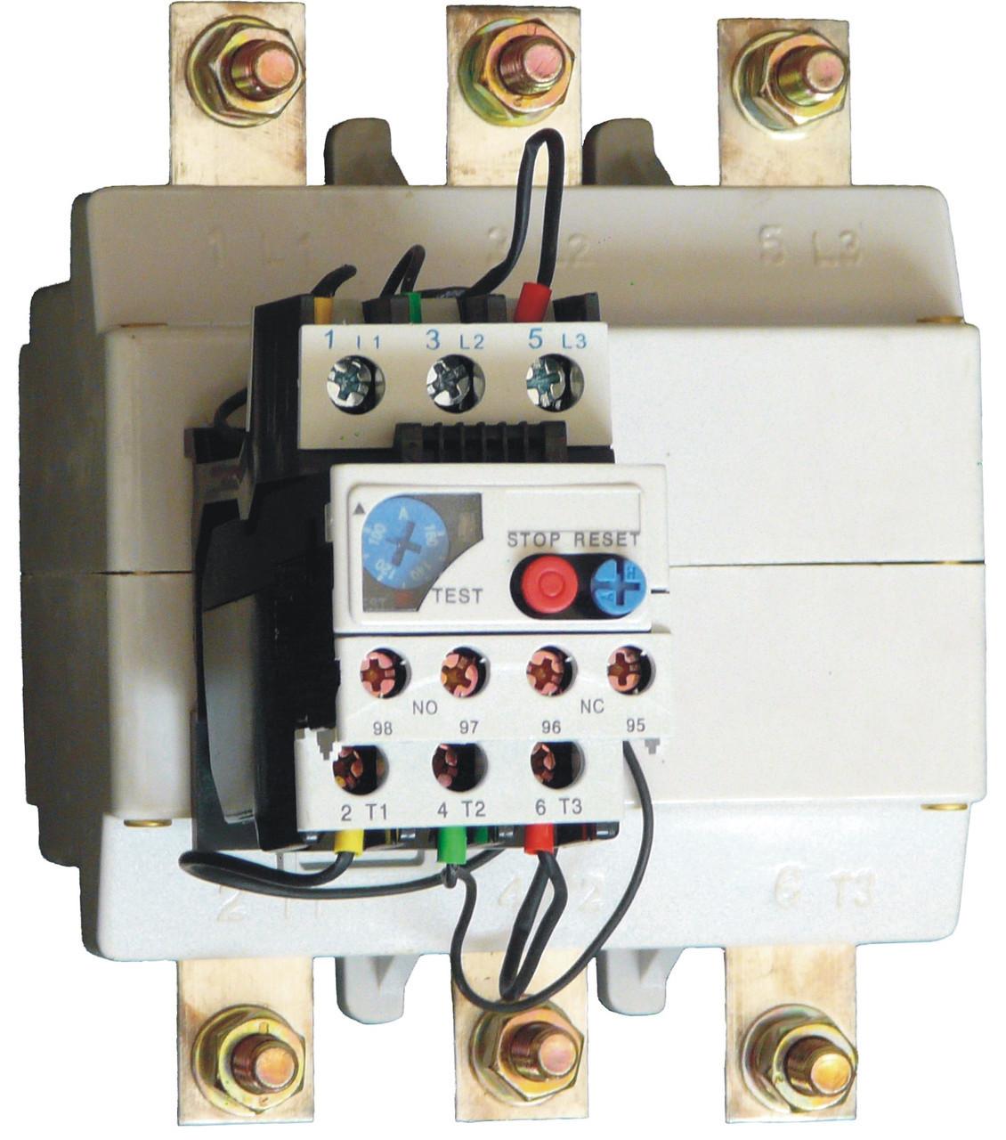 Реле теплове Промфактор РТ 2М-200, 80-200А, 1NO+1NC, Автономне