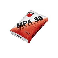 Baumit MPA 35 штукатурка цементно-вапняна зовнішня, 25 кг