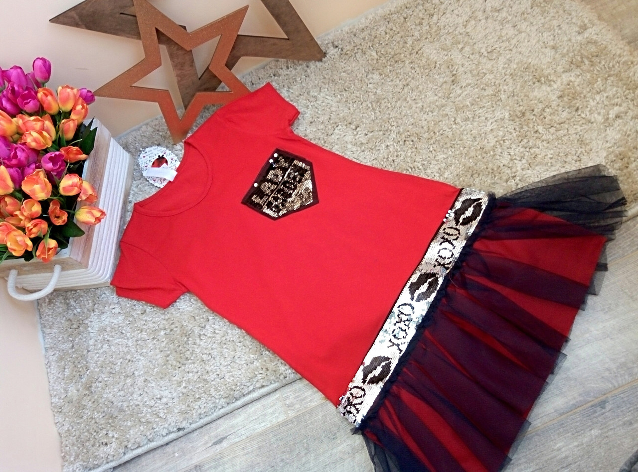Туника-платье для девочки 10-17 лет  Турция  розница