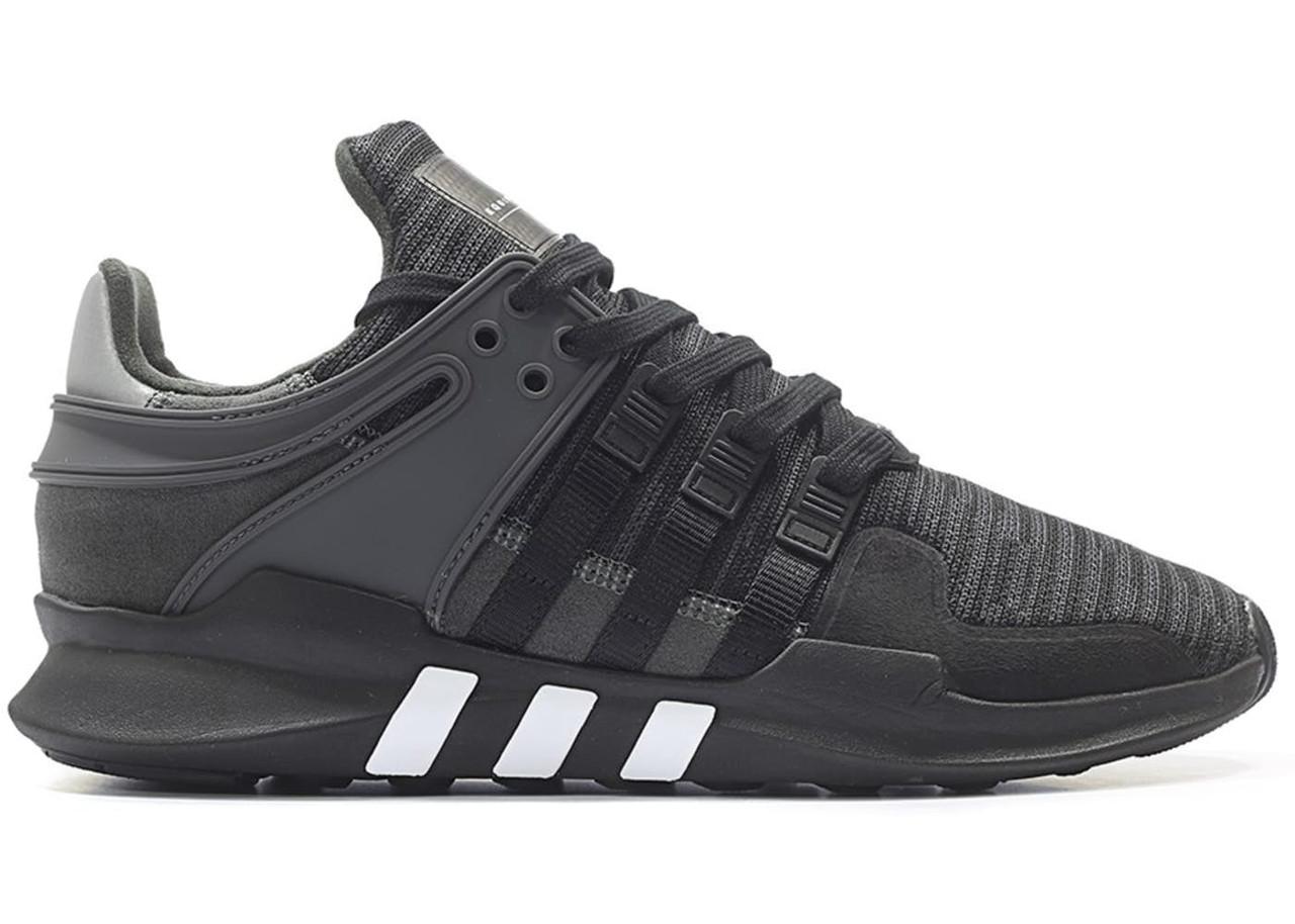 Кроссовки Adidas EQT Support ADV Black Grey