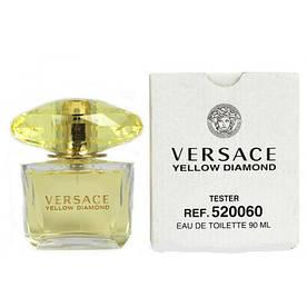 Тестер женский Versace Yellow Diamond , 90 мл