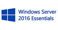 Windows Server 2016 Essentials 64Bit Russian DVD 1-2CPU OEM (G3S-01055)