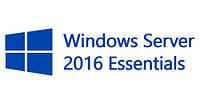 Windows Server 2016 Essentials OLP NL (G3S-01015)