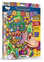 Самоклеющаяся мозаика по номерам Данко Тойс Совенок БМ-02-07