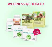 Программа очистки организма  Wellness Детокс  Шаг 3.