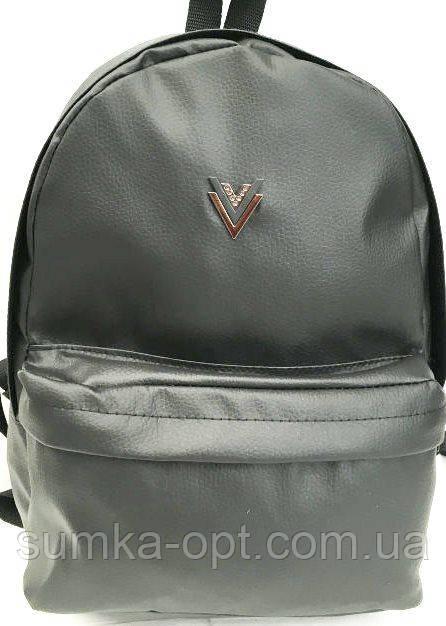 Дешевые рюкзаки опт (черный)28*38