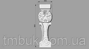 Балясина 49 плоская   - 900х300х40 мм, фото 2