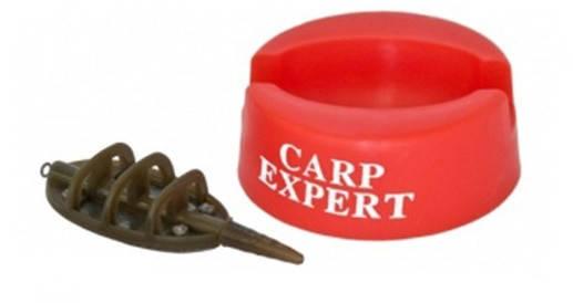 Набор Кормушка Carp Expert Method с мягкой оправкой , фото 2