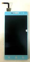 Модуль (сенсор + дисплей) LENOVO VIBE P1M (P1MA40) білий