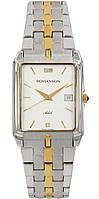 Часы Romanson TM8154CMR2T WH кварц. браслет