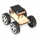 Конструктор Машина на солнечной батарее №1
