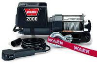 Лебідка WARN WORKS 2000, 12V, 10,7 м, губки, 907 кг