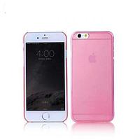 Пластиковый чехол Clear для iPhone 6 розовый REMAX 600504