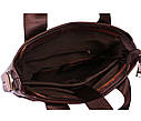 Сумка для ноутбука N30920 коричневая, фото 8