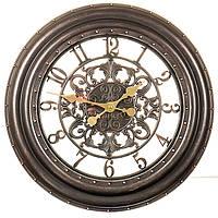 Интерьерные настенные часы Brown (45 см.), фото 1