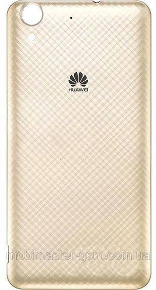 Задняя крышка Huawei Y6 II золотистая