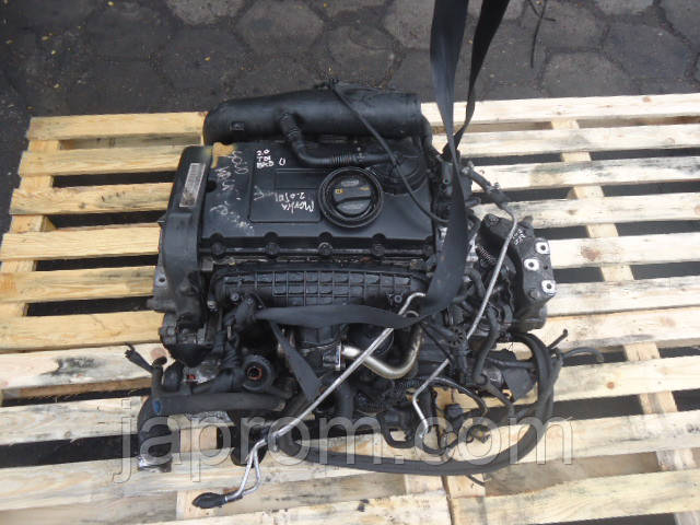 Мотор (Двигун) VW Audi Skoda 2.0 tdi 140л.з BKD 2007r