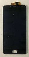 Модуль (сенсор+дисплей) для Meizu M5C M710 чорний
