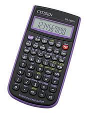 Калькулятор Citizen SR-260NGR научный, 165 формул, фото 3