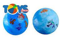 Мяч детский «Подводный мир», 4044
