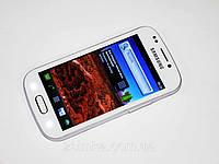 "Телефон Samsung i9082 White- 2Sim + 4"" +WiFi +Android 4"