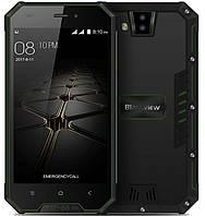 Смартфон ORIGINAL Blackview BV4000 Pro Green (4Х1.3Ghz; 2Gb/16Gb; 8МР/2МР; 3680 mAh)