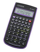 Калькулятор Citizen SR-260NPU  научный, 165 формул