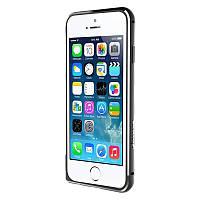 Чехол бампер Nillkin Border Series Gothic для Apple iPhone 6 6S 4.7 серый