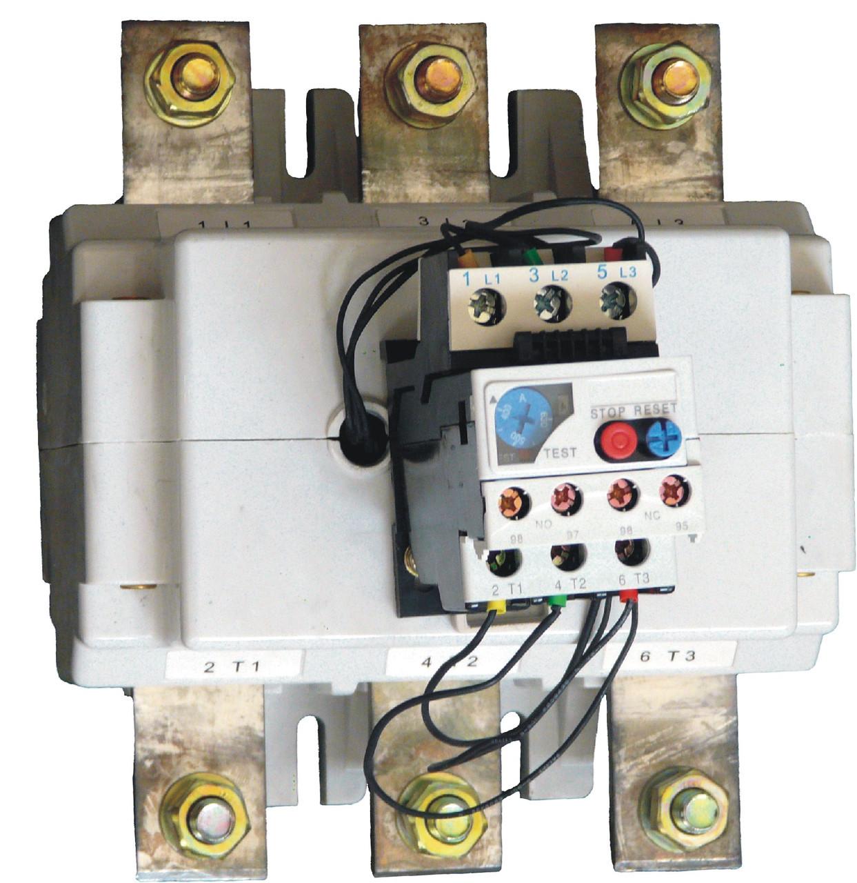Реле теплове Промфактор РТ 2М-630, 200-630А, 1NO+1NC, Автономне