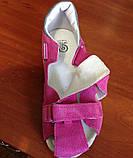 Ортопедические Сандали детские розовые, фото 4