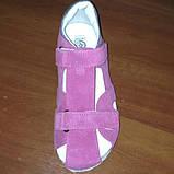 Ортопедические Сандали детские розовые, фото 5
