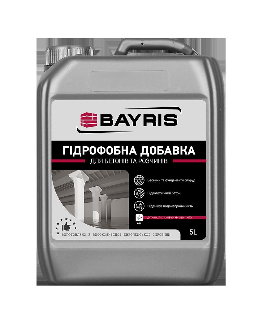 Гидрофобная добавка 5л - гидрофобизатор