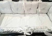 Постельный комплект для новорожденного Labona Перлина (6 элементов)