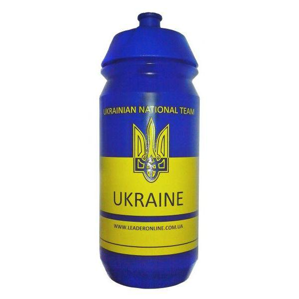 Фляга пластиковая Tacx Ukraine 0,5L