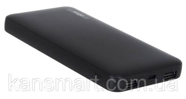 Портативная батарея ERGO LP-103, 10000 MAH BLACK
