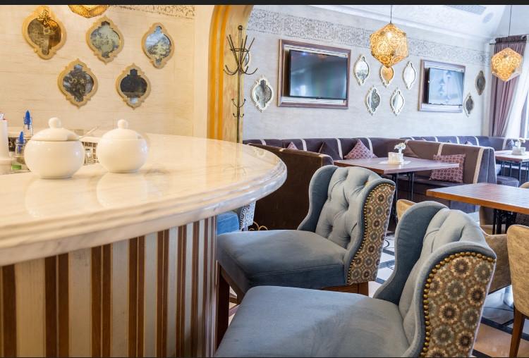 Ресторан Шейх г. Одесса