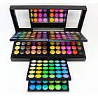 Профессиональная палитра теней 180 цветов Make Up Me P180, фото 3