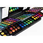 Профессиональная палитра теней 180 цветов Make Up Me P180, фото 5