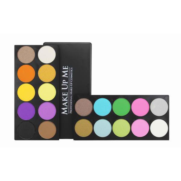 Профессиональная палитра теней 20 цветов Make Up Me P20