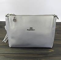 Женская сумка жемчужно-перламутрового цвета, фото 1