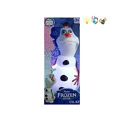 """Кукла Снеговик Олаф """"Холодное сердце"""" Frozen (звукавые и световые эффекты) работает на батареи"""