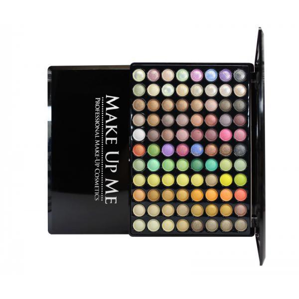 Профессиональная палитра теней с блеском 88 цветов Make Up Me AG88