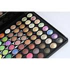 Профессиональная палитра теней с блеском 88 цветов Make Up Me AG88, фото 2