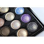 Профессиональная палитра теней с блеском 88 цветов Make Up Me AG88, фото 6
