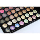 Профессиональная палитра теней с блеском 88 цветов Make Up Me AG88, фото 7