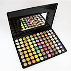 Профессиональная палитра теней с блеском 88 цветов Make Up Me AG88, фото 9