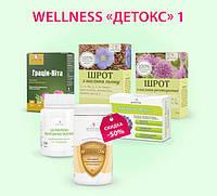 Втречайте новинку апреля! Программа очистки организма Wellness Детокс уже в продаже!